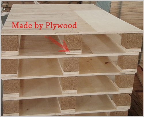non-fumigation-plywood-pallets